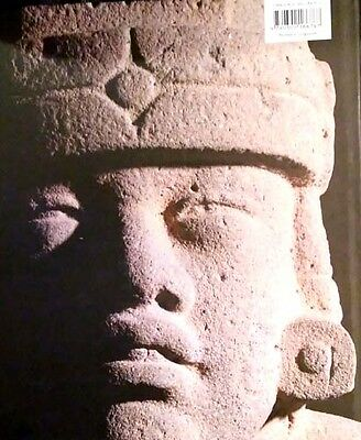 HUGE Olmec Monuments Sculpture Jade Ancient Mexico 1400-400BC Jewelry Masks Art 3