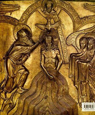 Hildesheim Cathedral Medieval Romanesque Treasure Manuscript Ringelheim Crucifix 2