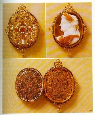 Renaissance Royal Jewelry England Settings Techniques Gem Sources Cutting Color 7