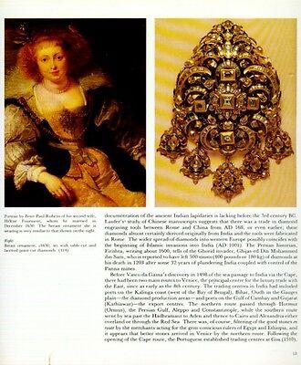 Renaissance Royal Jewelry England Settings Techniques Gem Sources Cutting Color 4