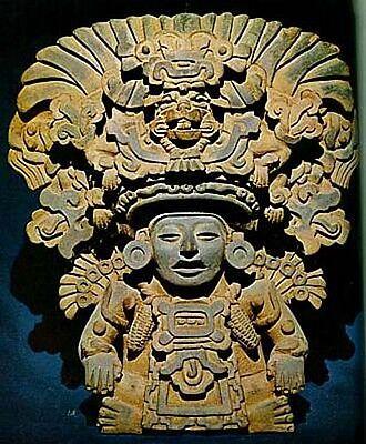 Great Ages Man Ancient America Aztec Maya Inca Toltec Olmec Zapotec Nazca Mohica 5