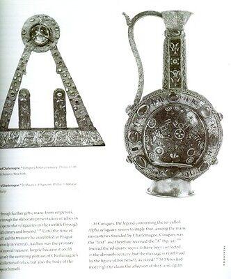 Medieval Reliquaries & Saint Relics 400-1204AD Treasuries Cross Pendants Color 7