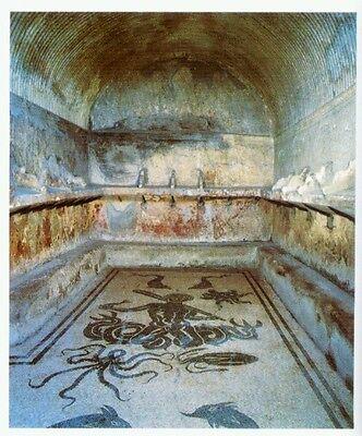 Ancient Rome Herculaneum Pompeii Mount Vesuvius Buried Intact Treasure 79AD Pix 9