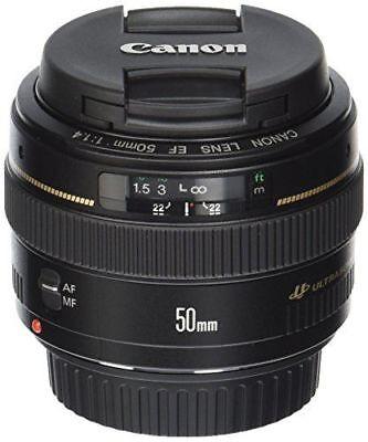 Canon EF 50mm F/1.4 USM Lens for Canon SLR Cameras 6