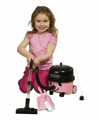 Henry Hetty Vacuum Cleaner Vacuum Hoover Casdon + Accessories Kids Role Play Toy 4