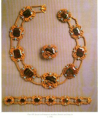 British Ancestral Jewelry Medieval Victorian Renaissance England Tudors Stuarts 8