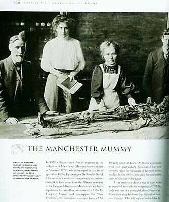 "NEW ""The Mummy"" Pets Sacred Animals Evisceration CAT Scans DNA Pharaohs 139 Pix 3"