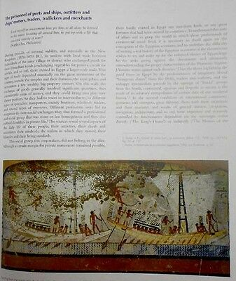 HUGE Seafaring in Ancient Egypt Ports Navy Red Sea Sailors Nile Delta Religion 7