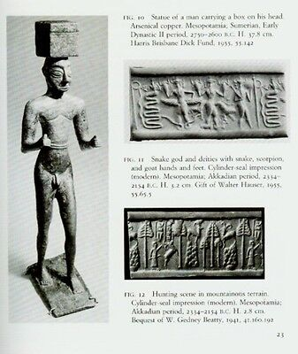 Near Eastern Stamp + Cylinder Seals Demons Kings Gods Bactria Syria NY Met Pix 3