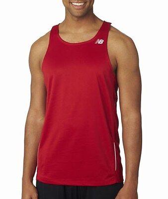 3fd7829f06147 ... New Balance Men's S-XXL 3XL Running Singlet Workout Tank Gym NB dri fit  T
