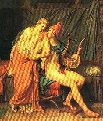 Classical Deities & Heroes Ancient & Medieval Art Myths Gaea Kronos Zeus Urqanus 3