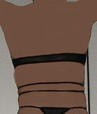Sexy body simil-pelle - FET424