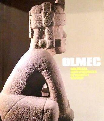 HUGE Olmec Monuments Sculpture Jade Ancient Mexico 1400-400BC Jewelry Masks Art 2