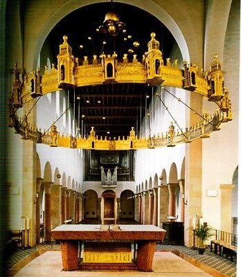 Hildesheim Cathedral Medieval Romanesque Treasure Manuscript Ringelheim Crucifix 3