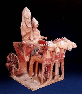 Ancient Cyprus Bronze Iron Age Greek Hellenic Ptolemy Artifacts Sculpture Ishtar 4