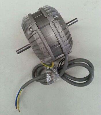 High quality Heavy Duty 40 Watt Round condenser fan  Motor(Dual Shaft) 2