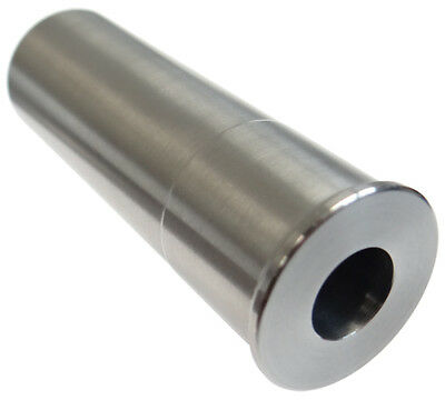 12GA TO 9MM Luger Shotgun Adapter - SMOOTH BORE-Stainless