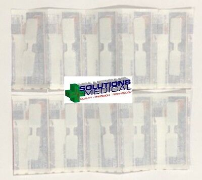 First Aid Butterfly Closures (Pkt 10) Wound Dressings Strips 3