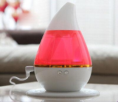 7/colori LED Ultrasonic Aroma umidificatore aria aromaterapia OLIO ESSENZIALE
