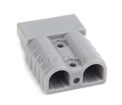 10 x Anderson Style Plug Connectors DC Power Tool 50 AMP 12-24V 6AWG 5