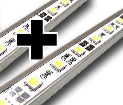 LED-BELEUCHTUNG AQUARIUM PowerLED 60cm SIMULATION TAGES-/MONDLICHT HQI T8 AB4 7