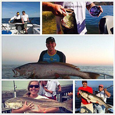 KastKing 137M-1000M 8LB-150LB 100% Super Dyneema PE Spectra Braided Fishing Line 6