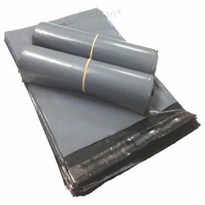 Parcel Bags Mailing Bags Grey Poly Postal Bags Strong Postage Bags Post Packing 9