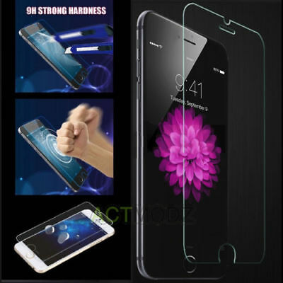 Hq Premium Real Tempered Glass Screen Protector For Iphone Se 5S 5C 5 Case Clear 4