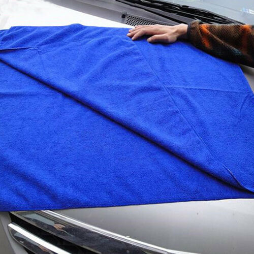 Microfiber Towel Car Cleaning Wash Drying Detailing Cloth No Scratch 60*160cm 4
