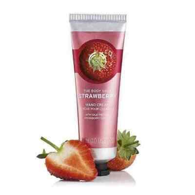 Strawberry Hand Cream