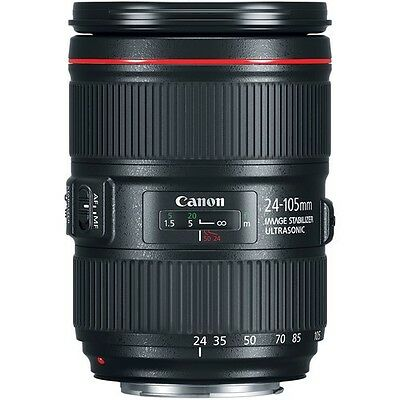 Canon EF 24-105mm f/4L IS II USM Lens for DSLR Cameras 3