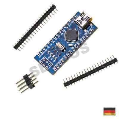 Nano V3.0 ATmega 328 Board CH340 USB Chip Arduino Kompatibel 2