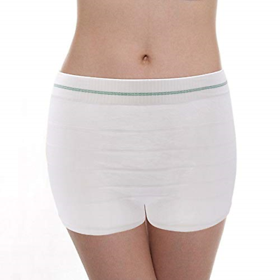 Women's Seamless Postpartum Underwear Disposable High Waist C-Section Recovery 6