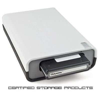 Nuovo Imation Odyssey 80gb Hard Disk Archiviazione Sistema 26440 USB - i 2