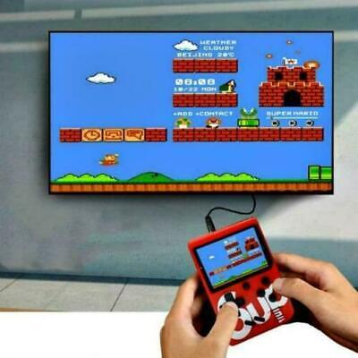 Console Videogioco Portatile 400 Giochi 8 Bit Sup Tv Colori Retro Game Boy 2