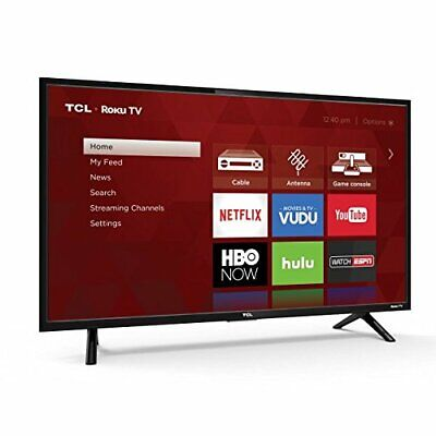 "TCL 32"" Class HD (720P) Roku Smart LED TV (32S301) 2"