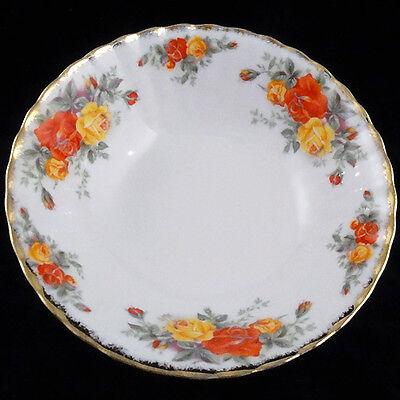 """PACIFIC ROSE Royal Albert Cereal Bowl 6.25"""" diameter  Bone China NEW NEVER USED 2"""