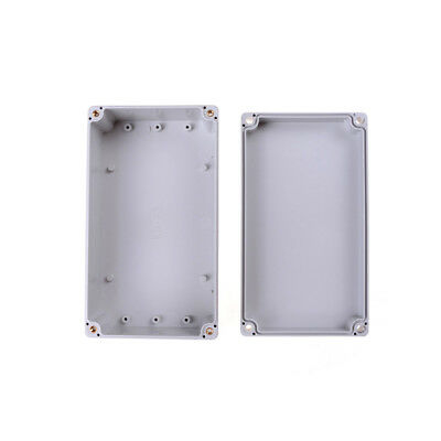 158x90x60mm Waterproof Plastic Electronic Project Box Enclosure Case  A* 6