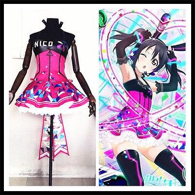 Lovelive-Nozomi-Kotori-Eli-Umi-Nico-Cyber-Awake-Version-9-Roles-Cosplay-Costume