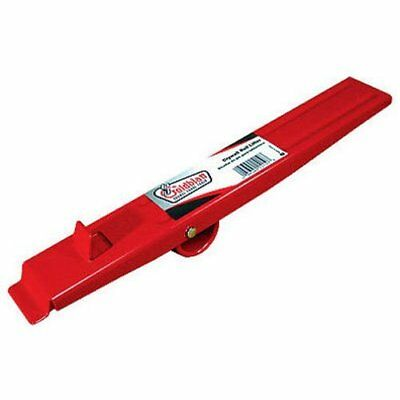 Drywall Roll Lifter Sheetrock Panel Metal Foot Lever Compact Contractor Tool New 2