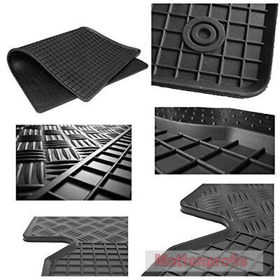 4-teilig 3D Gummimatten Passform  Fußmatten für HYUNDAI i30 III PDE 2017-2020