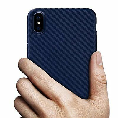 Coque Etui Housse Silicone Protection Carbone iPhone 6 6S 7 Plus 8 X XR XS MAX 12