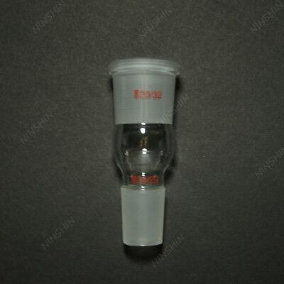 Glass Enlarging Joints Female 29/32 to Male 24/29,Borosilicate lab Glassware 3