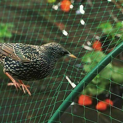 Anti Bird Pond Netting Net Plants Veg Fruit Protection Garden Fine Mesh 2m X 10m 2