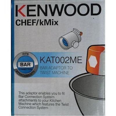 IN HEIDELBERG KAT002ME KENWOOD BAR ADAPTOR FOR KENWOOD CHEF SENSE /& SENSE XL