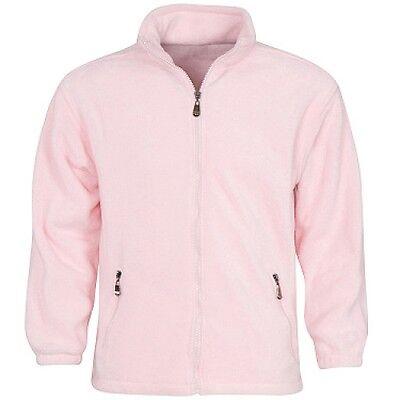 Piped Microfibre Fleece Jackets