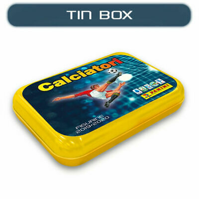 Set Di Aggiornamento Tin Box Figurine Calciatori Panini 2020 -Rapida Consegna- 2