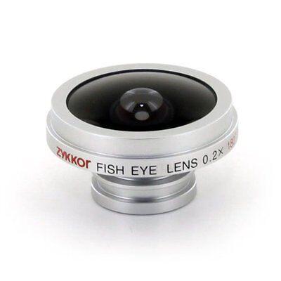 Magnetic 0.2x FishEye Lens fo JVC PICSIO GC-WP10AUS,FM2YUS,FM2BUS,FM1BUS,FM2AUS 2
