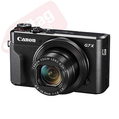 Canon PowerShot G7x Mark II 20.1MP Digital Camera 4.2x Optical Zoom Full-HD 2
