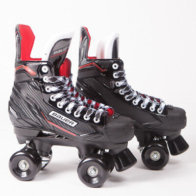 Bauer Quad Roller Skates - NSX - 2018 Model - Conversion - Sims Street Snakes 3